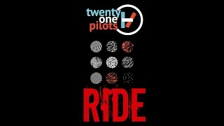 Ride (Karaoke + Lyrics) - Twenty One Pilots