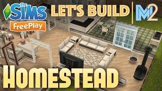 sims freeplay build tutorial homestead let