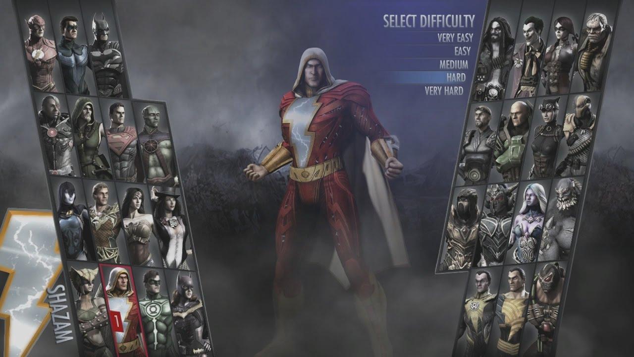 Injustice: Gods Among Us » Скачать игры для Cobra ODE, E3 ODE, 3K3Y