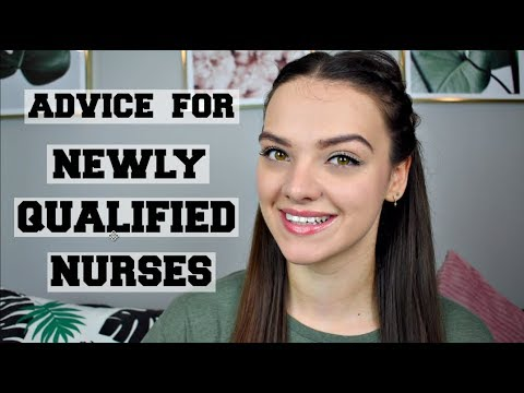 Advice For Newly Qualified Nurses