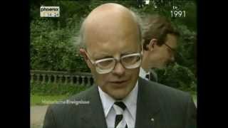 """Prof. Dr. W. Stribrny: """"Friedrich II. - bereits als Kind eine zentrale Bedeutung"""""""