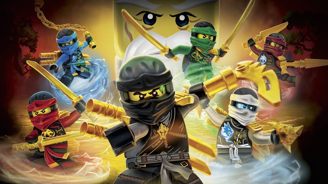 Ninjago Bilder