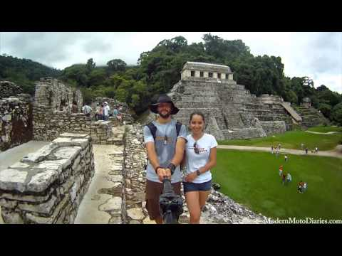 Around the World in 360° Degrees3 Year Epic Selfie