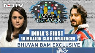 Bhuvan Bam: India's First '10 Million Club' Influencer