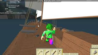 PIRATES ATTACK ME!!! | Roblox TradeLands