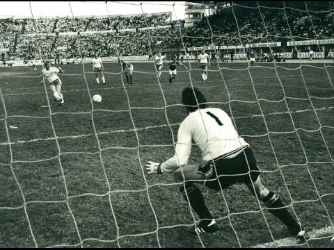 Kai Haaskivi goal Finland vs England Helsinki Olympic Stadium 1980