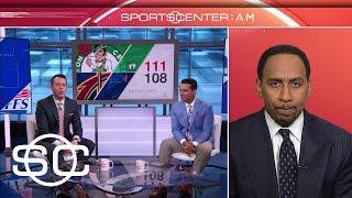 Stephen A. Smith On LeBron James' Game 3 Performance   SportsCenter   ESPN