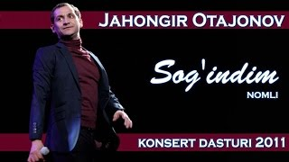 Скачать Jahongir Otajonov Sog Indim Nomli Konsert Dasturi 2011