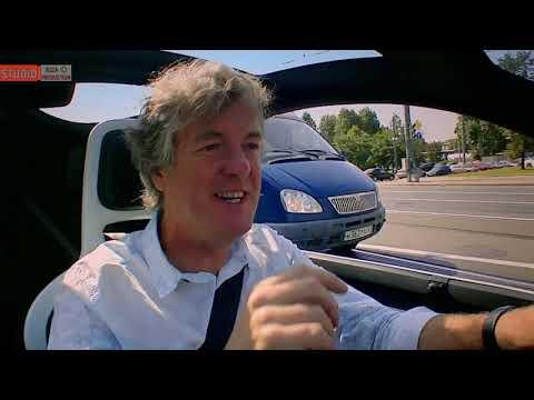 Топ Гир Поездка в Россию (4 эпизод) 22 сезон 1 серия Санкт Петербург Top Gear Trip To Russia