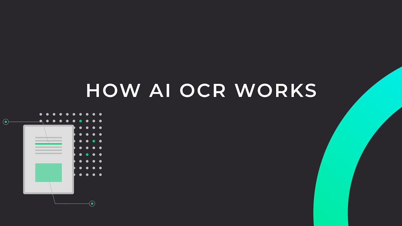 How AI OCR works - YouTube