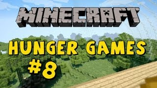 Minecraft: Hunger Games - New Server, New Map! #8
