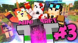 IL MOSTRO SCATOLA!! - Minecraft: Gli Sfasciati #3
