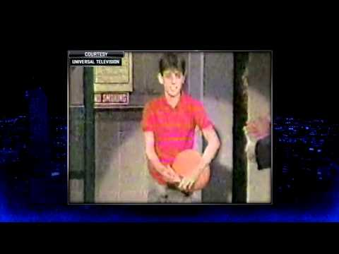 Indiana Pacers Coach Frank Vogel On David Letterman Show / 1986