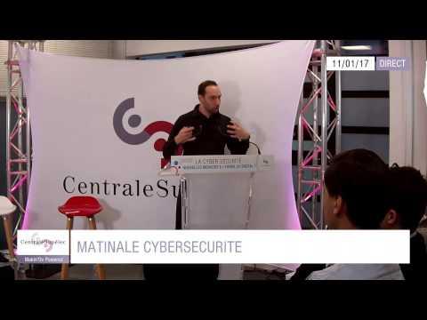 Matinale CyberSécurité - LA CYBER SÉCURITÉ : NOUVELLES MENACES À L'HEURE DU DIGITAL ?