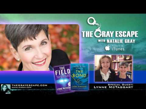 Ep 28 - Lynne McTaggart Interview 2016
