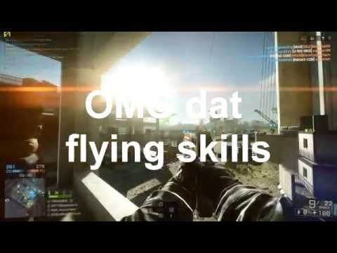 Battlefield 4 Fly Hacker Exposed :D