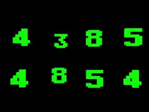 Kraftwerk  Numbers The 3DCatalogue