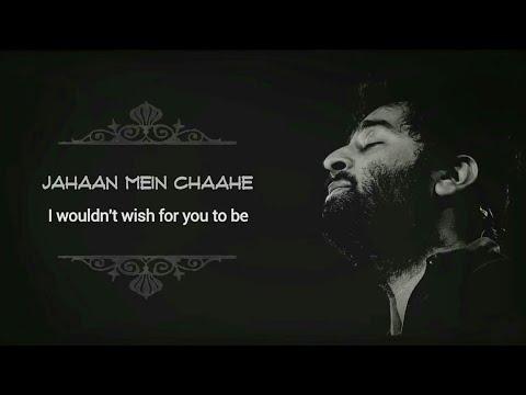 Salamat | Arijit Singh | Tulsi Kumar | Lyrics Whatsapp Status