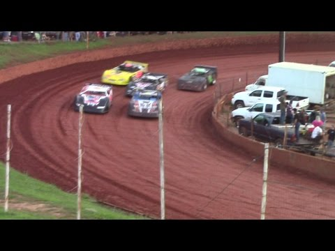 Winder Barrow Speedway Hobby Feature Race 8/15/15