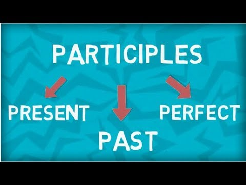 What is past participle tense of listen