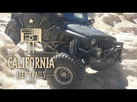 Dishpan Springs Trail. Off-Road Jeep Trails in the San Bernardino National Forest