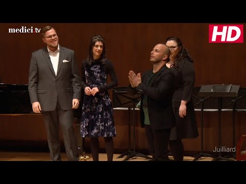 Master Class with Yannick Nézet-Séguin - Gounod: Romeo and Juliet, Act III: 11: Trio and Quartet