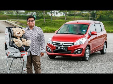 Why you HAVE to use a child safety seat - driven by Proton