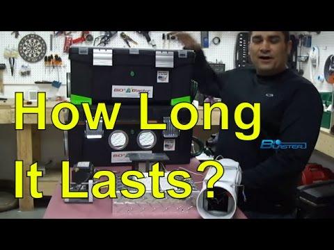 Faq how long does the ozone generator last youtube - How long does a generator last ...