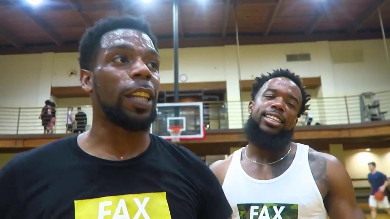 CASHNASTY AND ME 4 V 4 GROWN MEN BASKETBALL! PART 1 - YouTube