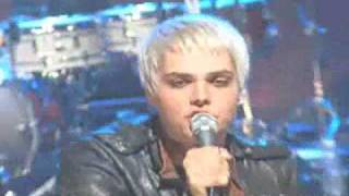 My Chemical Romance - House of  Wolves (aol session)