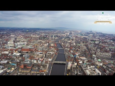 Ireland from the skies