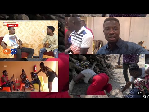 Kwaku Manu Exposed A Lot Of Secret On Chitchat Show