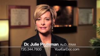 Sound Relief Hearing Center is Colorado's first choice for tinnitus...