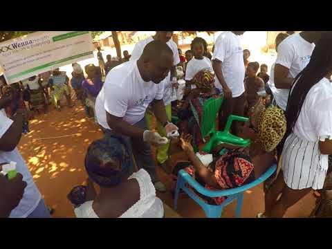 Wenna Health -  International Mission in Noepe - TOGO