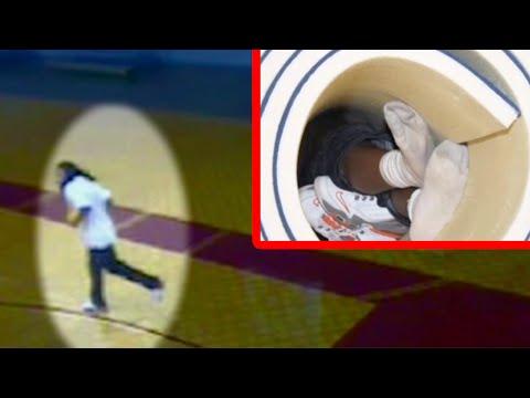 6 Creepy Unsolved Mysteries Caught On Surveillance Footage