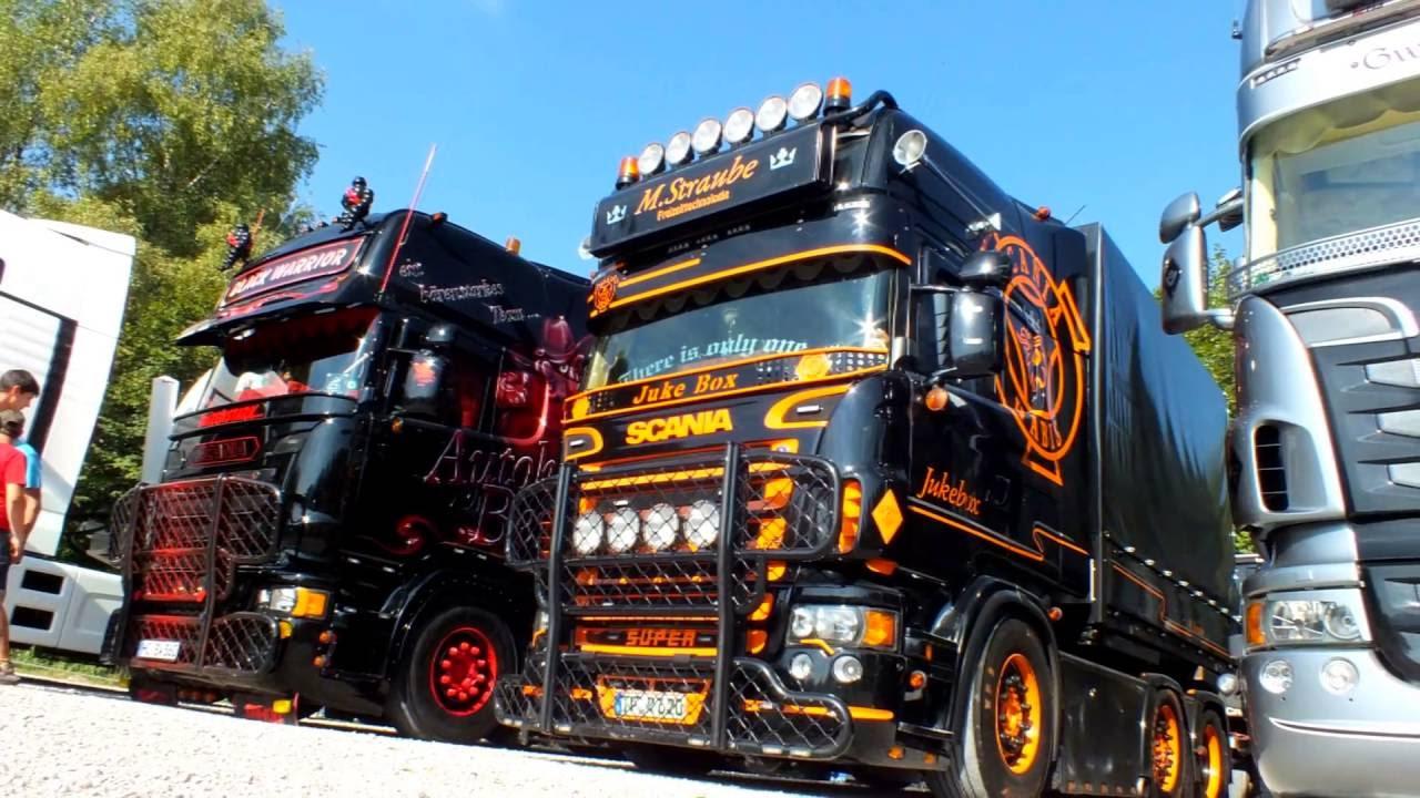 Fabuleux M Straube Scania R620 V8 Jukebox with V8 Sound - YouTube MA59