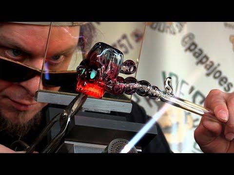 Torch Talk 181 - AKM Colorfade Skull Sherlock / Facetron Demo
