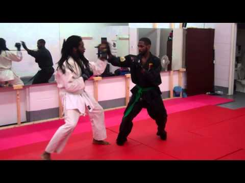 Kenpo Sparring