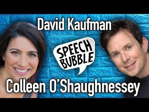 Speech Bubble W Butch Hartman  Feat. David Kaufman & Colleen O'Shaughnessey