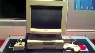 Amstrad / Sega Mega PC System Review