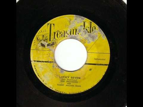 don drummond - lucky seven (treasure isle 1965)
