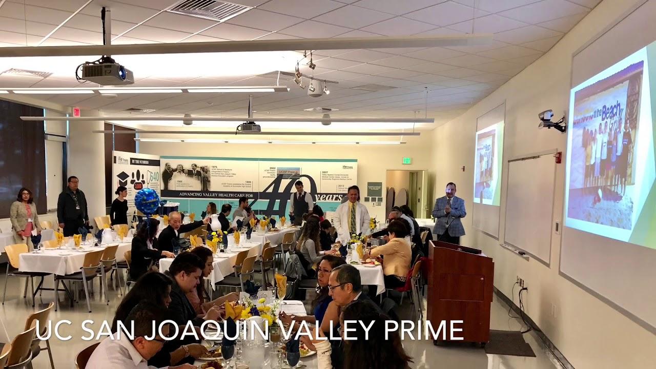 2018 SJV PRIME Match Day at UCSF Fresno