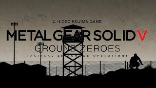 The Best Metal Gear Solid V: Ground Zeroes Playthrough on YouTube