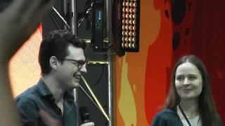 Выступление четы Декарт на Comic Con Russia 2018(, 2018-10-07T09:36:26.000Z)