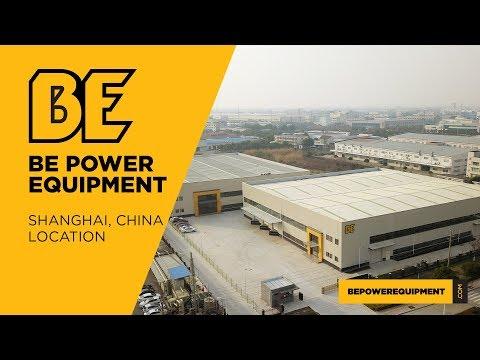 BE Power Equipment - China Facility