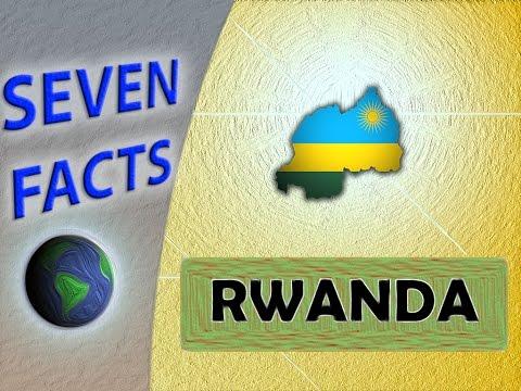 7 Facts about Rwanda