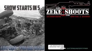 Zeke Shoots Open Lines. 10/20/2018 I Don