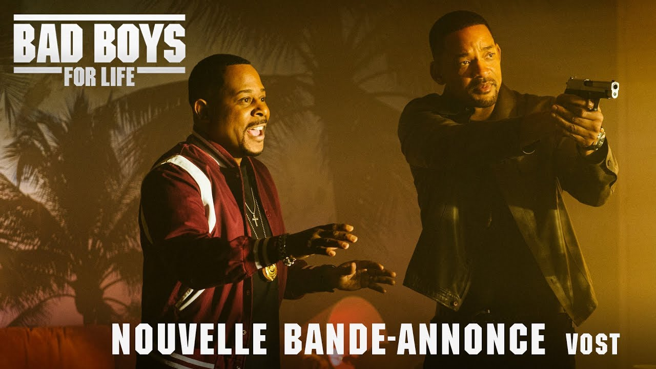 Bad Boys For Life - Bande-annonce 2 - VOST