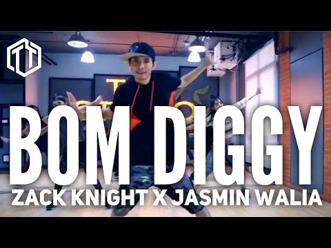 BOM DIGGY - Zack Knight x Jasmin Walia   ZUMBA®   CHOREO BY ZIN™TOOMTAM