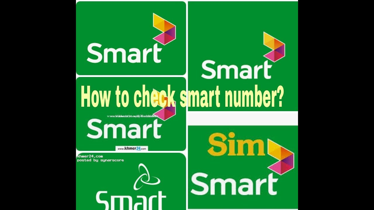 how to check smart number? cambodia
